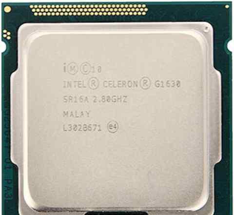 Intel Celeron G1630 Ivy Bridge 2800MHz, LGA1155