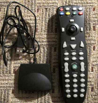 Пульт управления ду медиацентр компьютер USB ик