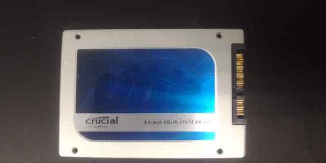 SSD Crucial MX100 - 512gb