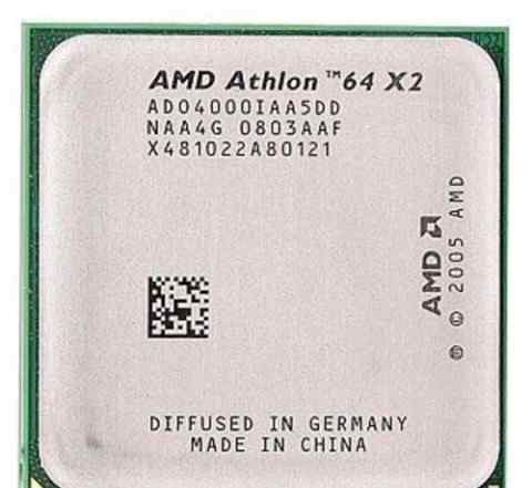 Процессор Socket AM2 AMD Athlon 64 X2 4000+