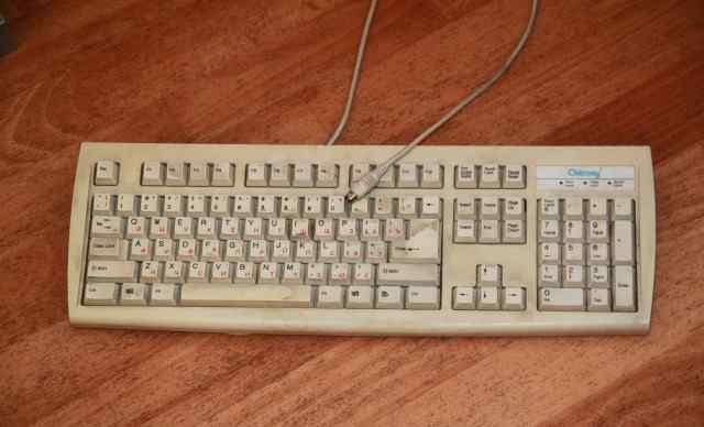 KB-2971 - клавиатура белая