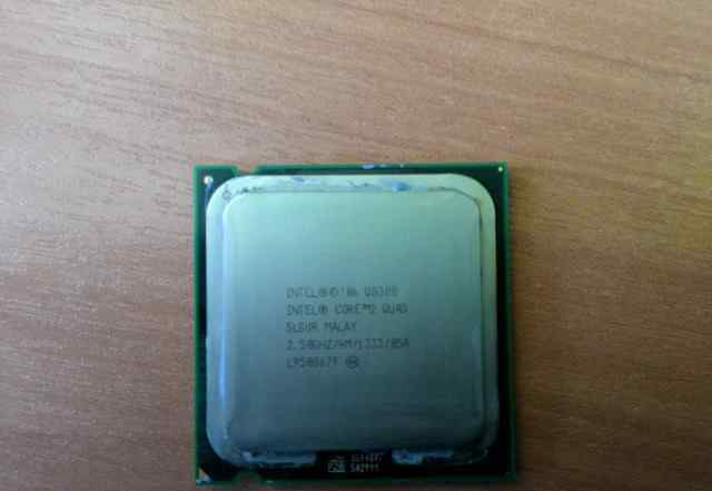 Intel core 2 quad q8300 4x2.5ghz
