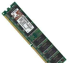 Kingston DDR 512Mb PC3200