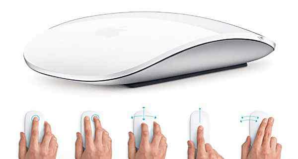 Новая Apple Magic mouse white bluetooth