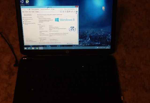 Ноутбук HP 15-d000sr (F7R82EA)