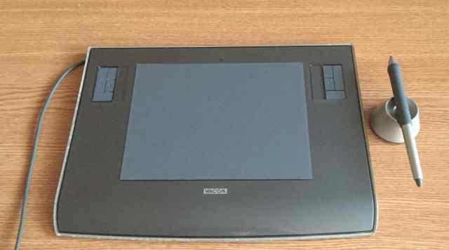 Графический планшет Wacom Intuos3 A5