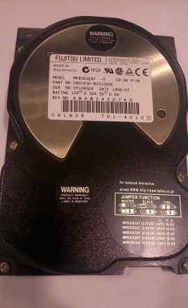 Fujitsu MPB3032AT