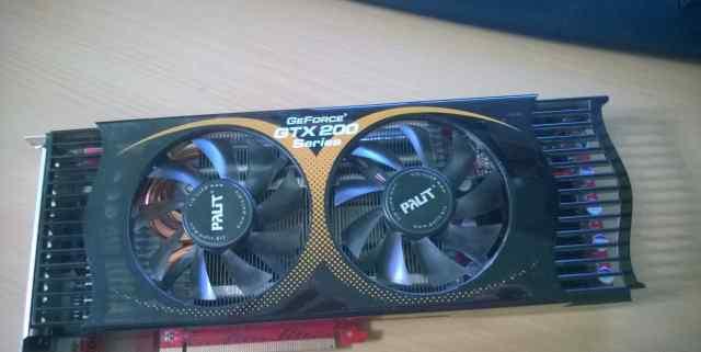 Видеокарта Palit GTX260 1792mb DDR3
