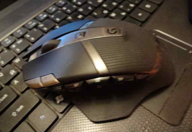 Мышка беспроводная Logitech g 602