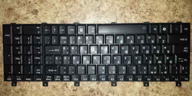 Клавиатура от ноутбука Toshiba M60-161