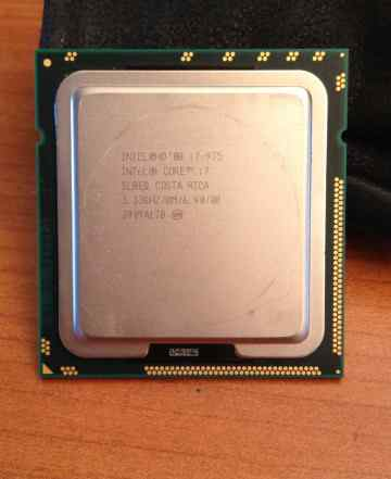 Intel Core i7 Extreme Edition LGA 1366 Bloomfield