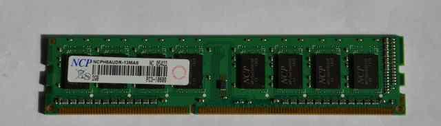 Оперативная память DDR3 2 гб NCP ncph8audr-13MA8