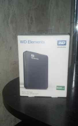 жёсткий диск Western Digital wdbuzg5000A