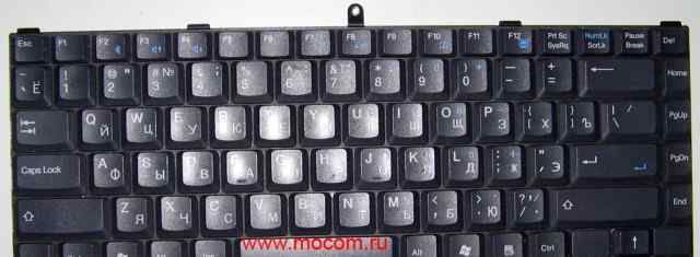 Клавиатура для ноутбука NSK-E314R