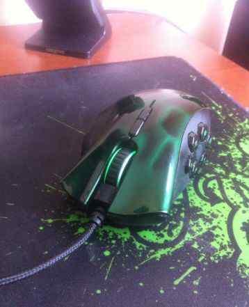 Razer Naga Hex Black USB