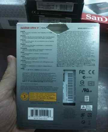 SanDisk Ultra II 960Gb