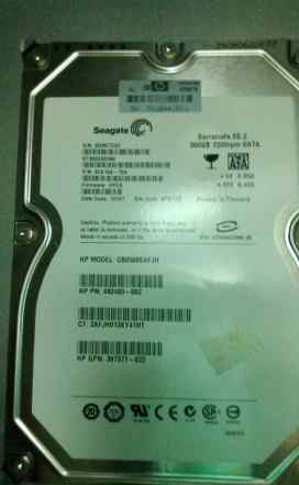 Жесткий диск Seagate ST3500320NS 500GB 3.5