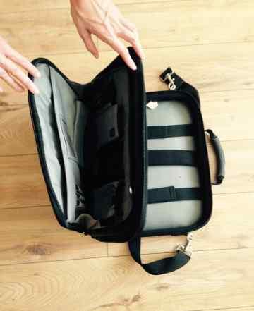 сумка APC для ноутбука