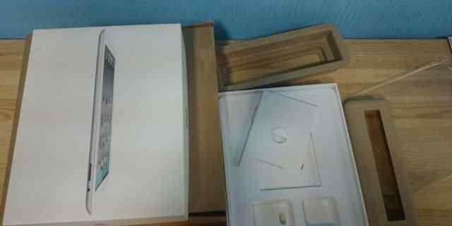 Коробка от ipad2 ростест
