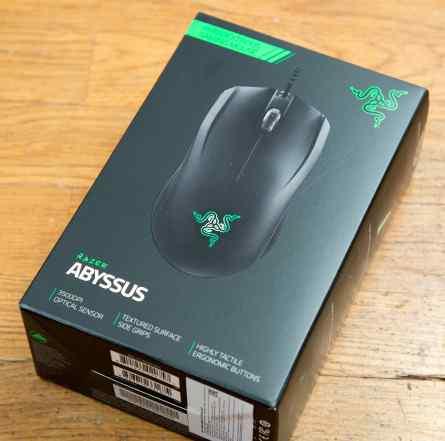 Игровая мышь Razer Abyssus 2014