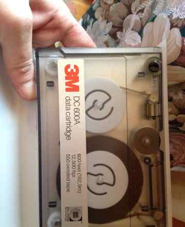 3M DC600A data cartridge