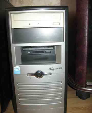 Компьютер Aquarius P4 (3Ггц)