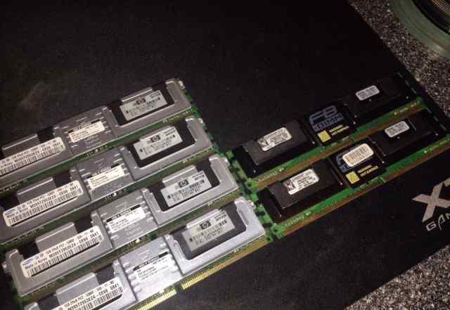 Оперативная память для MacPro ddr2 (8гб )