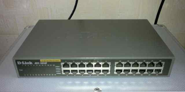 Коммутатор (switch) D-link DES-1024D