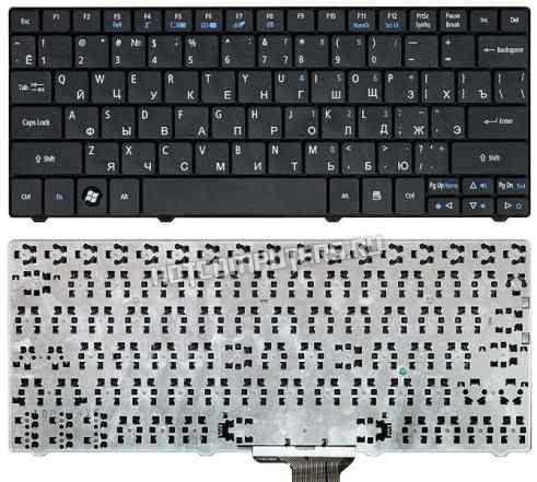 Клавиатура для ноутбуков Acer Aspire 721.722.752