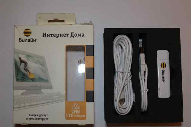 Билайн 3G USB-модем