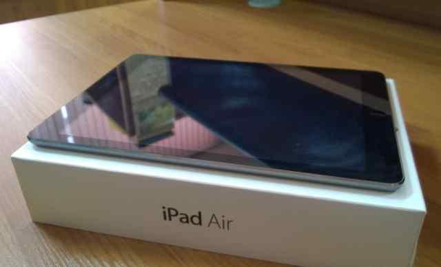 iPad air 64 gb cellular