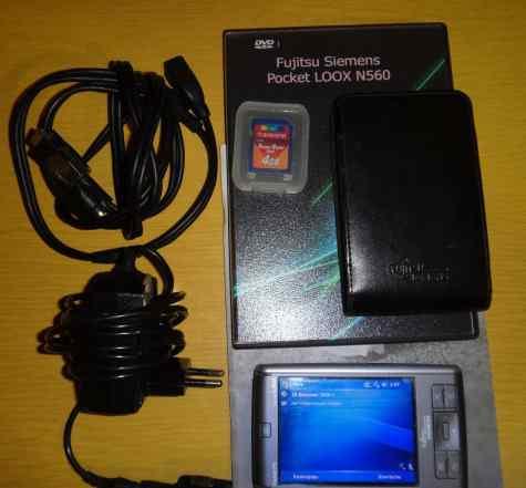 Кпк Fujitsu Pocket loox N560