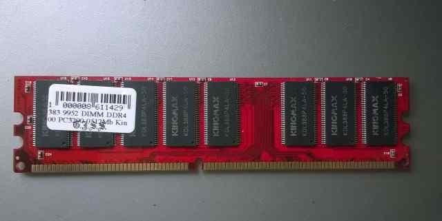 Kingmax DDR400 512 MB