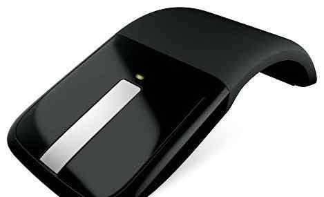 Microsoft Arc Touch Mouse Black USB