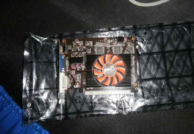 Видеокарта Palit GeForce 630 1Gb (новая)