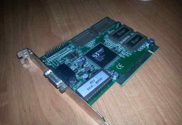 Видеокарта VGA