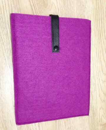 Войлочный чехол для планшета iPad новый