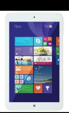 Планшет Windows 8.1 iru z801