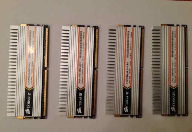 Corsair XMS2 DDR2 CM2X1024-6400C4DHX 4Gb