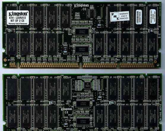 Серверная память Kingston KTH-lsvr/512 KIT