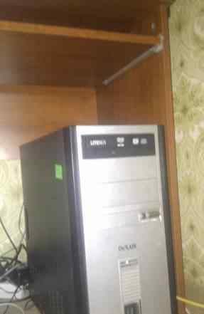 Системный блок б. у(черный цвет) Windows XP SP3