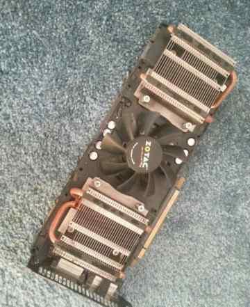 Geforce Gtx 295 и gts250