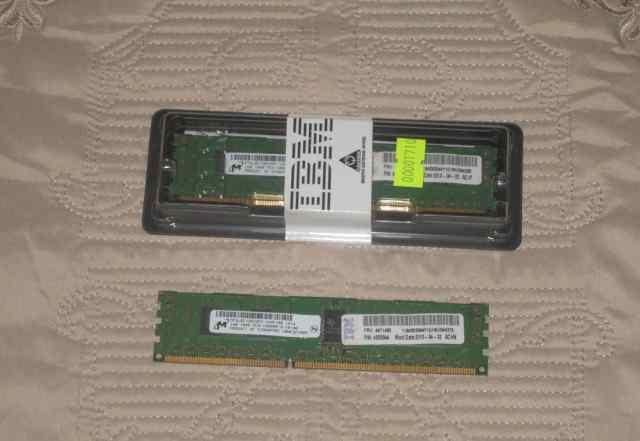 Память IBM DDR3 dimm 1Gb для серверов