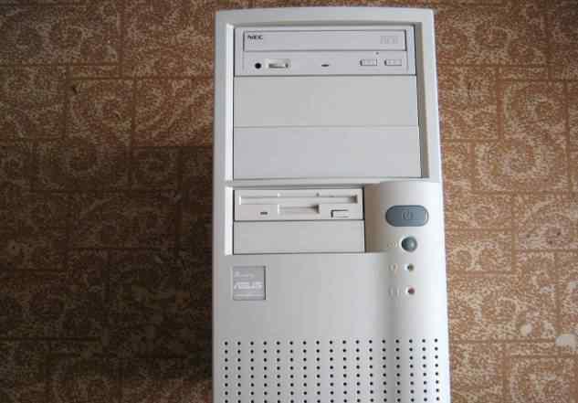 Системный блок P-667Mhz