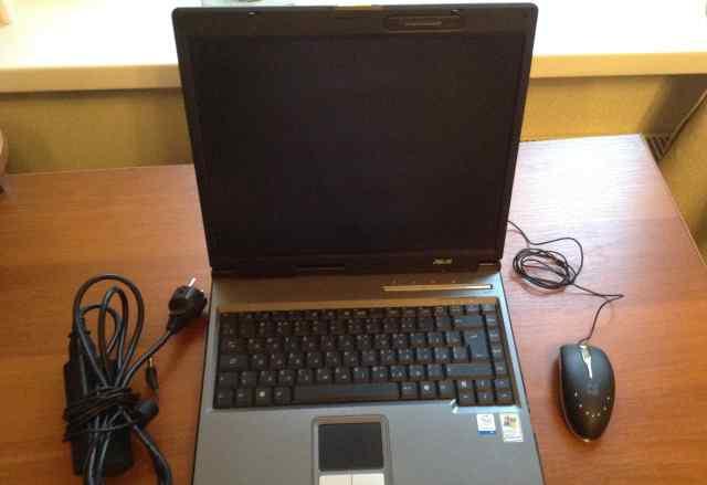 Ноутбук Asus A3000 + мышь Defender