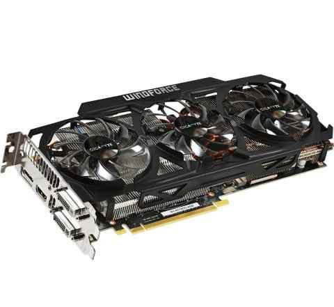 GeForce GTX 760 1085MHz 4Gb DDR5 6GHz/256bit новая