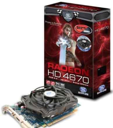 Rohs Radeon HD4670 Saphire