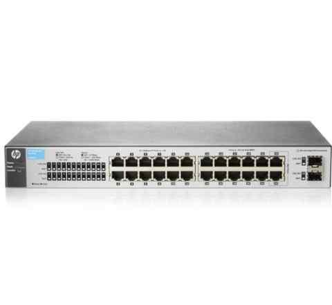 Сетевой коммутатор HP V1810-24 Switch (J9801A) 22x