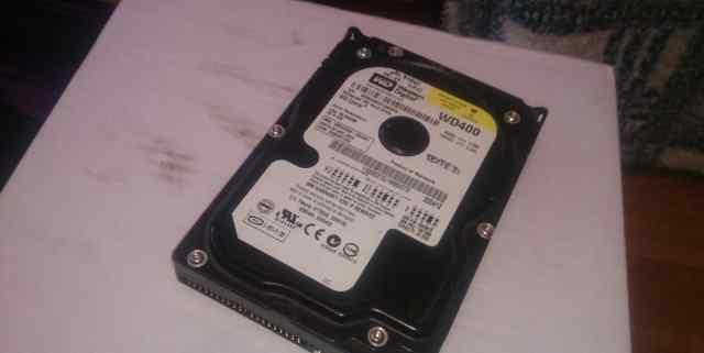 HDD WesternDigital WD400 40Gb