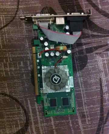 Видеокарта 7300GS